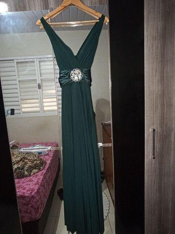 Vestido longo para festas  - Foto 3