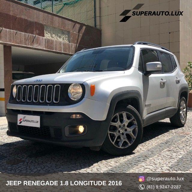 Jeep Renegade 1.8 Longitude 2016