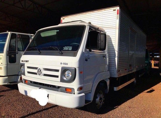 Caminhão vw 8150 delivery Plus 4x2 ano: 2011 - Foto 2