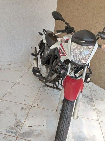 Vendo moto tintan 150 flex 2014 2015  - Foto 2