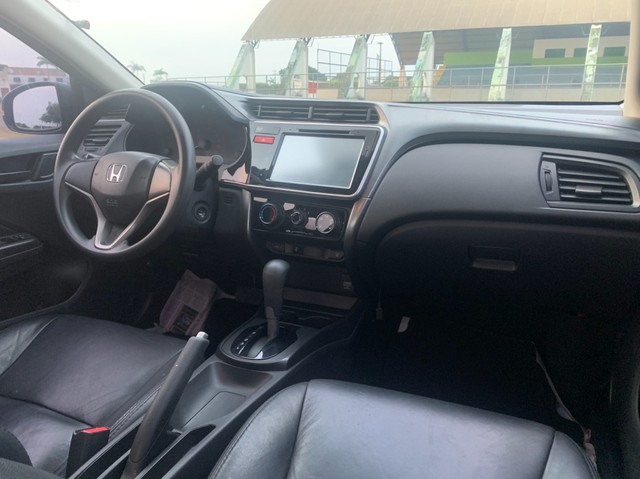 HONDA CITY Sedan LX 1.5 Flex 16V 4p Aut. - Foto 12