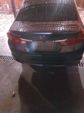 Vendo carro  novo honda city elx - Foto 4