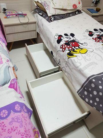 Duas camas solteiro!!Duas janelas!!! - Foto 3