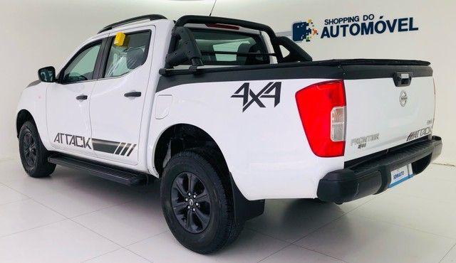 Frontier Attack 4x4 diesel 2020 com 29.000 km + transf. + tanque cheio!!! (81)9.9881.0159  - Foto 19
