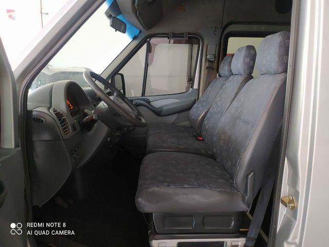 Mercedes-benz Sprinter 313 2009 teto alto com ar condicionado 15 lugares - Foto 10