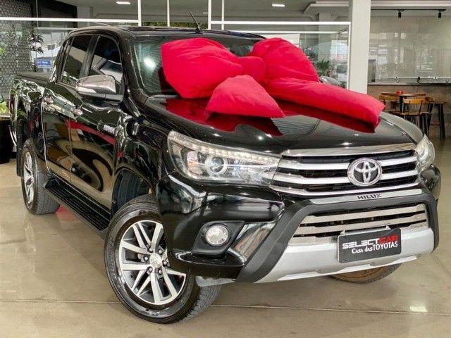 2016 Toyota Hilux SRX 4x4 2.8 TDI 16v Diesel Aut.