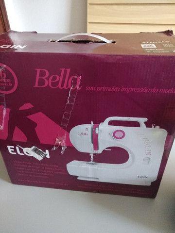Vendo máquina de costura Elgin semi nova - Foto 3