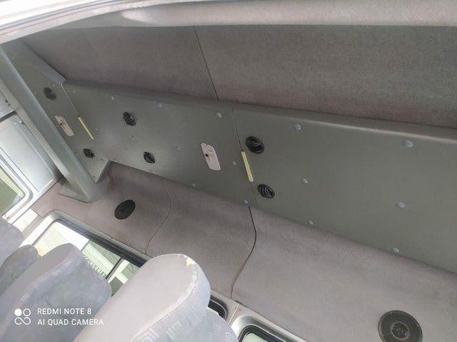 Mercedes-benz Sprinter 313 2009 teto alto com ar condicionado 15 lugares - Foto 7