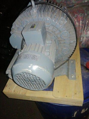 Compressor radial  - Foto 5
