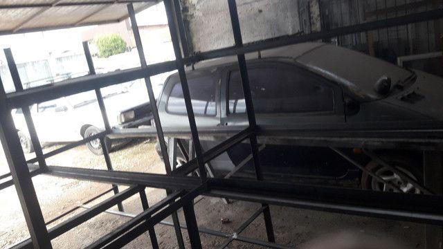 P.S Serralheria grades portão basculante portões em geral  - Foto 6