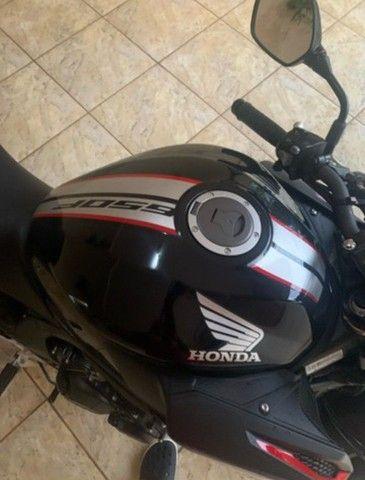Moto CB 650F abs - Foto 4