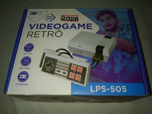 Mini Nintendo Retrô