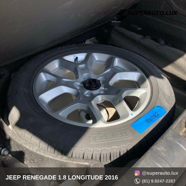 Jeep Renegade 1.8 Longitude 2016 - Foto 9