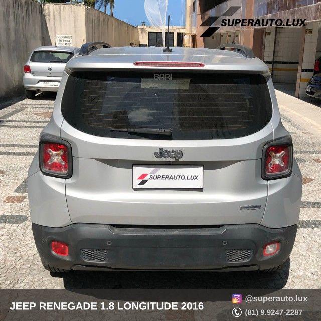 Jeep Renegade 1.8 Longitude 2016 - Foto 6