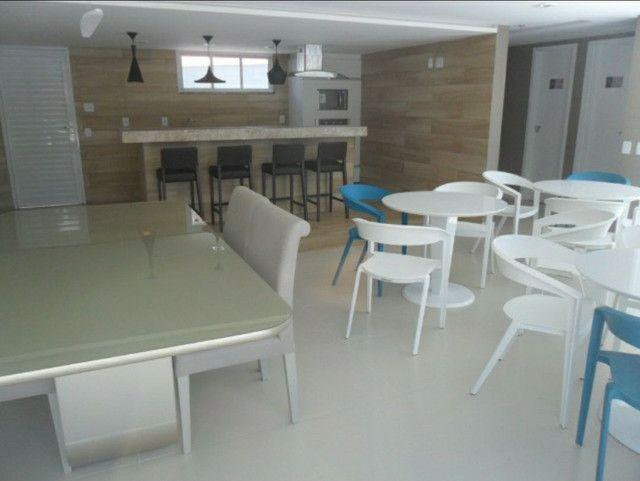 Apartamento três suítes, lazer completo, andar privilegiado, Aldeota! - Foto 6