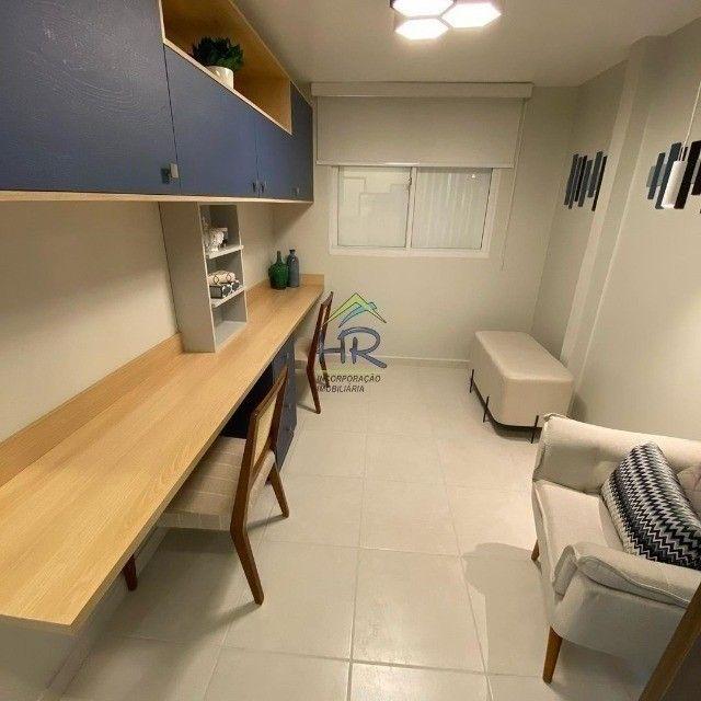 Condomínio Predilleto, Ponta negra, 56m², 2 e 3 quartos sendo 1 suíte - Foto 2