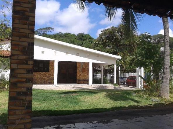 Casa na Praia de Cabo Branco 4 Quartos Suítes João Pessoa