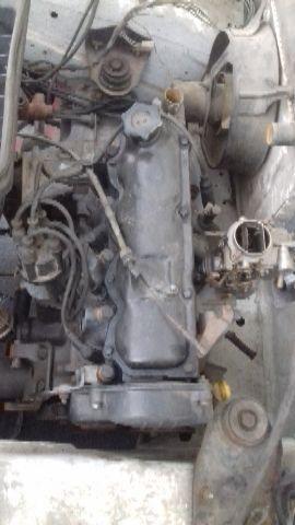 Motor Fiat 147 com Caixa