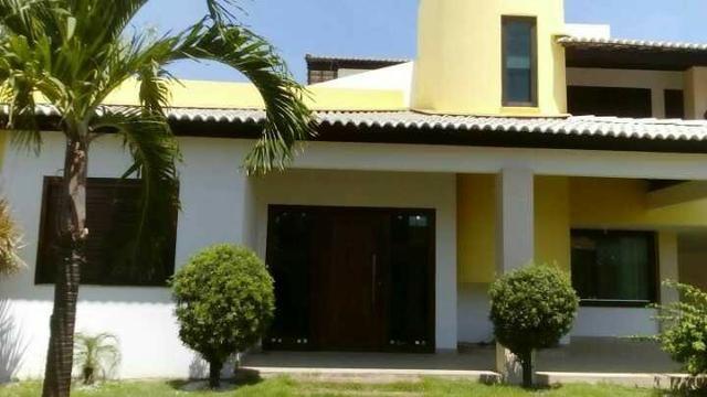 Alugo casa com piscina, excelente localização, 800 mts da praia Atalaia
