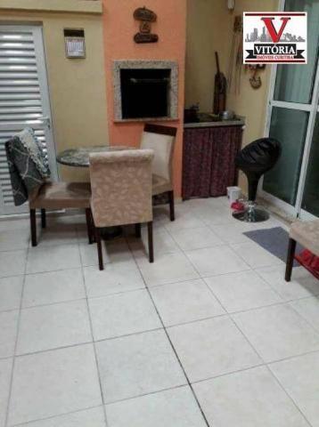Sobrado residencial à venda, barreirinha, curitiba - so0609. - Foto 6