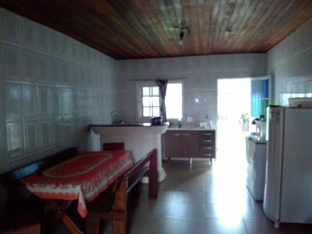 Sitio com casa alvenaria 02 dormitórios - Foto 5