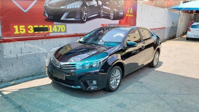 Toyota Corolla 2017 XEI 2.0 Aut. Único Dono Apenas 28.000 KM Abaixo da tabela FIPE