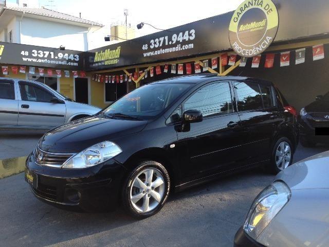 Nissan Tiida SL 1.8 Top de Linha ano 2011