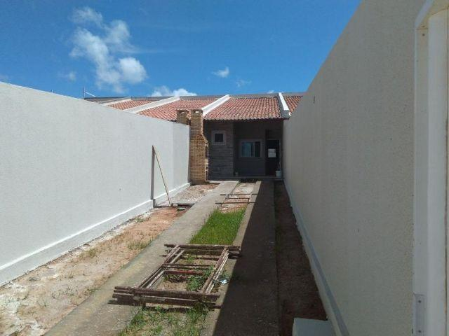Casa plana pronta para morar com terreno diferenciado no Centro do Eusébio