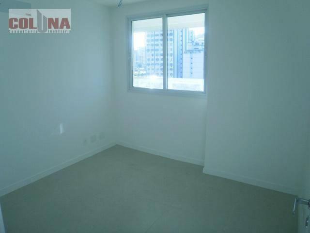 Apartamento com 3 dormitórios à venda, 110 m² por R$ 900.000 - Jardim Icaraí - Niterói/RJ - Foto 7