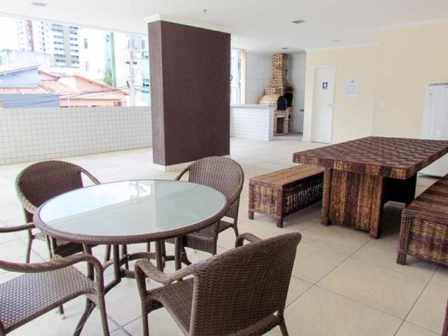 Apartamento à venda, 4 quartos, 2 vagas, aldeota - fortaleza/ce - Foto 13