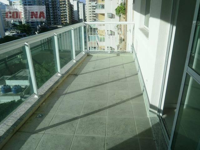 Apartamento com 3 dormitórios à venda, 110 m² por R$ 900.000 - Jardim Icaraí - Niterói/RJ - Foto 2