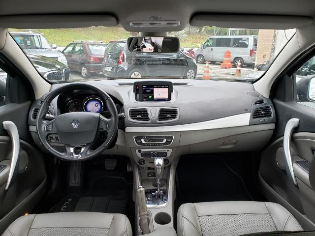 Renault Fluence Privilege, Completissimo, GNV 5 Geracao, Multimidia, Couro - Foto 4