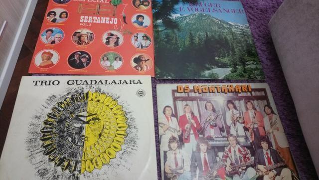 Discos músicas diversas: mexicana, paraguaia, sertanejo e banda alemã - Foto 5