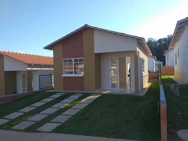 //Casas em Condomínio fechado com 2 qrts e terreno medindo 160 m2 - Foto 13