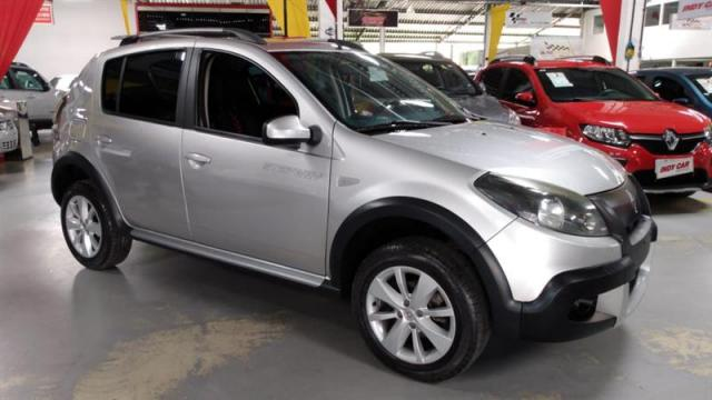 RENAULT SANDERO 1.6 STEPWAY 16V FLEX 4P MANUAL - Foto 2