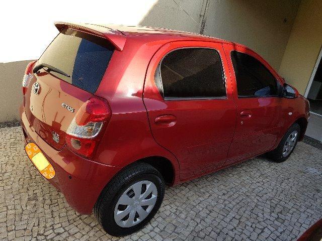 Toyota Etios 1.3 X hatch 2014 particular Novo - Foto 11