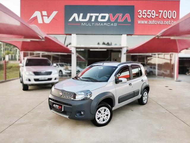 FIAT UNO 2013/2014 1.0 EVO WAY 8V FLEX 4P MANUAL