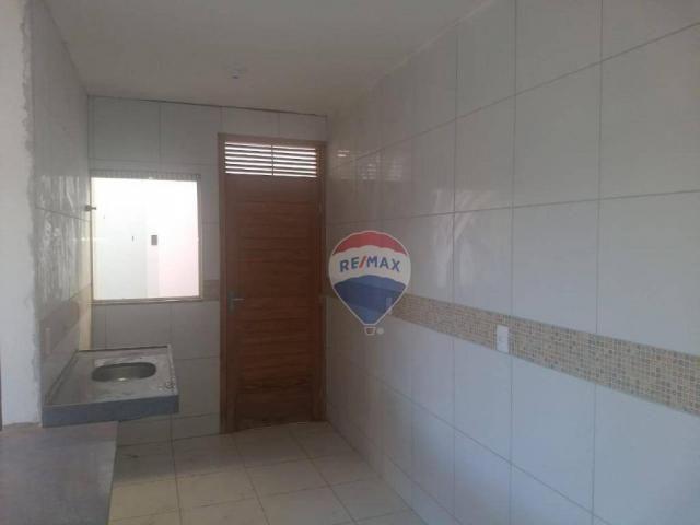 Casas Prox. ao Serv Club 02 quartos sendo um Suite - Foto 7