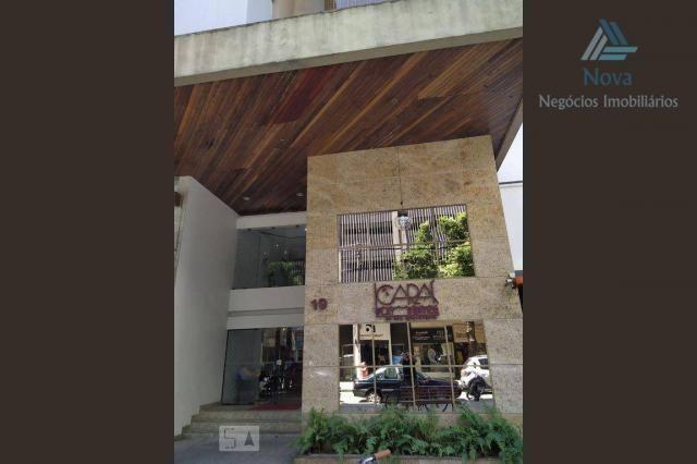Apartamento com 1 dormitório para alugar, 60 m² por R$ 2.100/mês - Icaraí - Niterói/RJ - Foto 2