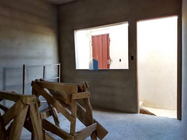 Casa Geminada - Real de Queluz Conselheiro Lafaiete - JOA134 - Foto 6
