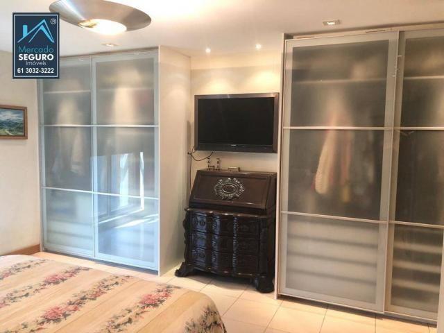 Cobertura para alugar, 370 m² por R$ 15.000,00/mês - Asa Sul - Brasília/DF - Foto 12
