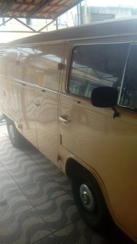 Kombi Diesel Furgão - toda original - Foto 9