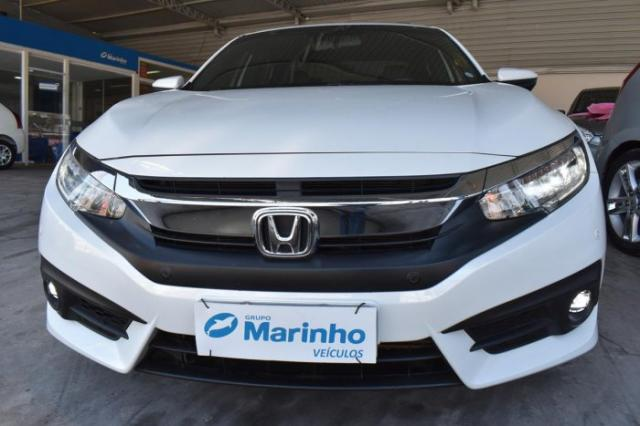 Honda civic 2017 1.5 16v turbo gasolina touring 4p cvt - Foto 6