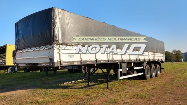 Carreta Semi-reboque Graneleiro Randon 2013 Sem ou Com Pneus Para LS Cavalo Trucado 6X2 - Foto 2