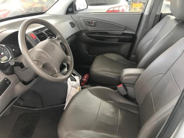 Hyundai Tucson raridade aceito carro ou moto maior ou menor valor e financio - Foto 6