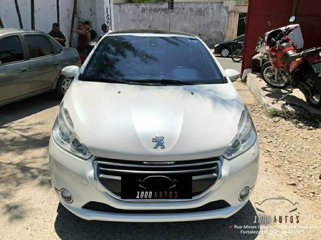 Peugeot 208 GRIFFE 2014 estado de zero!!!!! - Foto 5