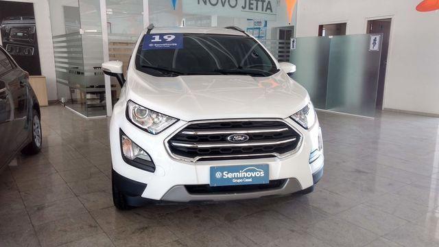 Ford Ecosport Titanium 2.0 AT - Foto 7