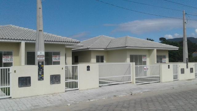 Casa terrea 2dorm 1suite C/estrutura segundo piso em otima localização - Foto 14