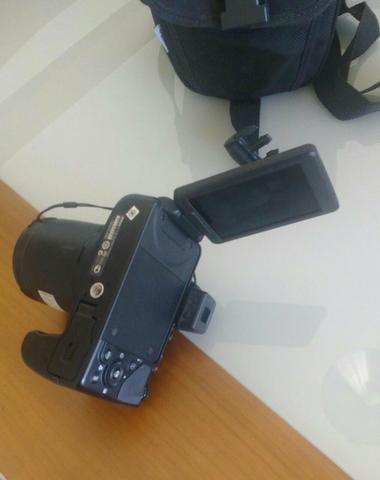 Câmera fotográfica semi profissional - Foto 2