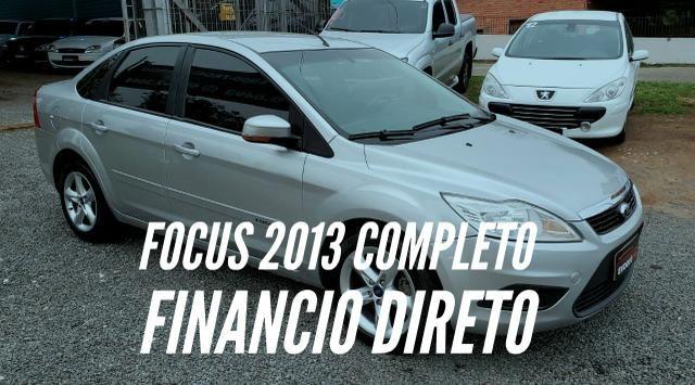 Focus 2013 completo financio direto